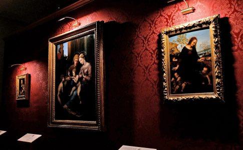 MUŻA Masterpieces via visit malta