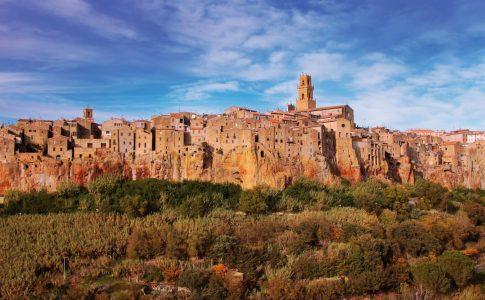 Area del Tufo Fonte: Visit Tuscany