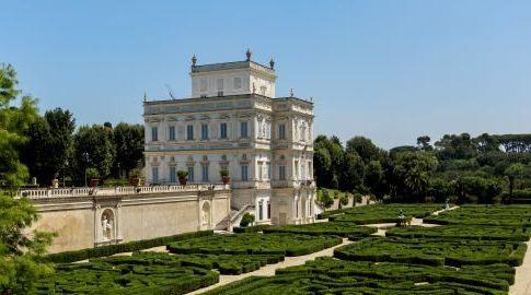 Ville di Roma Fonte: Agenzia Nazionale Turismo
