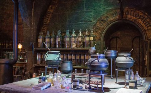 Harry Potter Fonte: Avventure Cittadine Genova