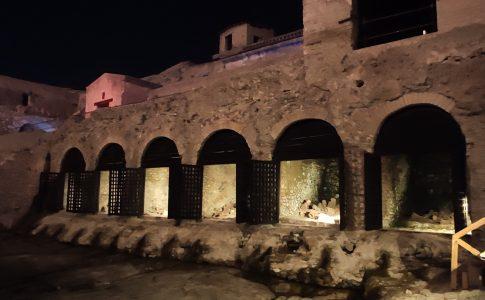 fornaci venere via parco archeologico ercolano