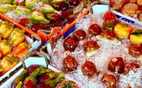 Frutta Martorana ph: Fabio Cavasenna Fonte: Visit Sicily