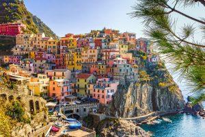 Cinque Terre, Liguria