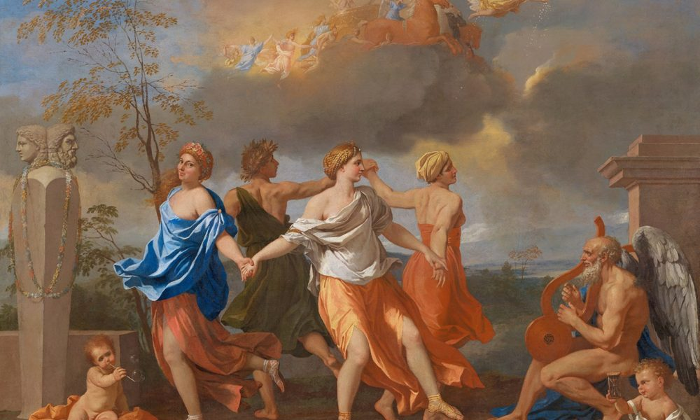 Poussin Fonte: National gallery