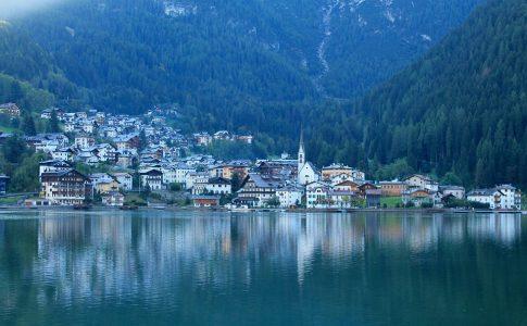 Bolzano, Lago di Alleghe