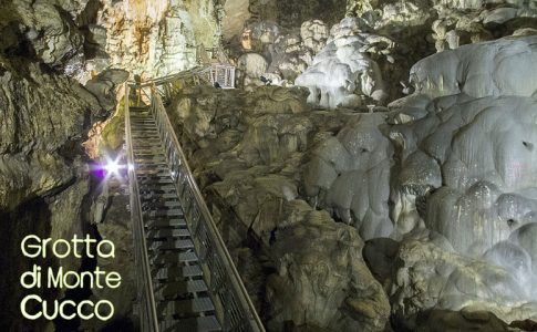 Grotta Monte Cucco Fonte: Umbria Tourism