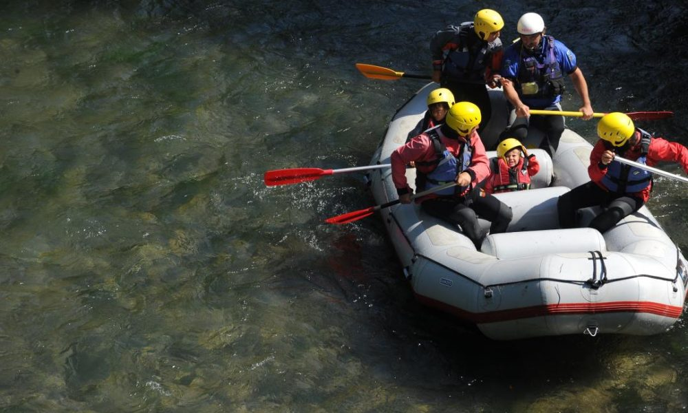 rafting via umbria tourism