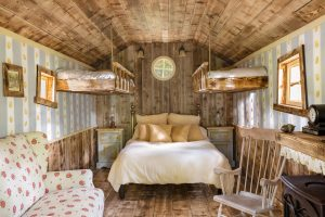 Winnie the Pooh, casa Airbnb