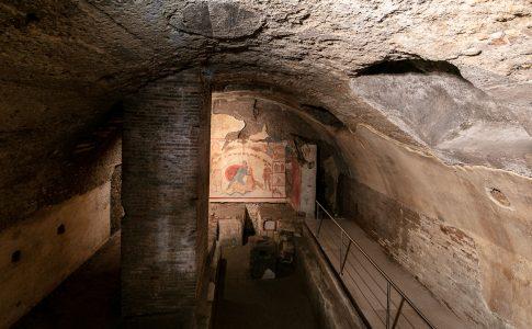 Mitreo Barberini Fonte: Soprintendenza Speciale di Roma