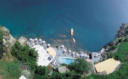 costiera amalfitana paracadute via travel marketing