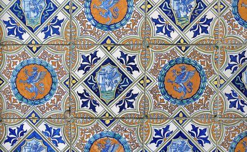 deruta maiolica via wikimedia commons