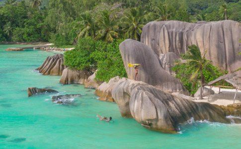 anze d'argent spiagge seychelles via seychelles travel