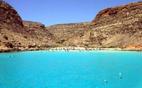 Lampedusa Ph. Mannarano Fonte: Visit Sicily