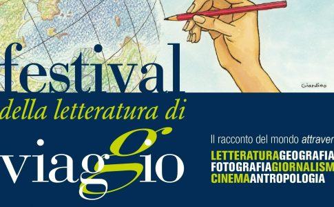 Festival della Letteratura di viaggio locandina