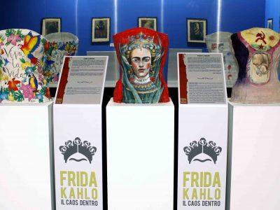 Frida Kahlo Fonte: Palazzo Fondi