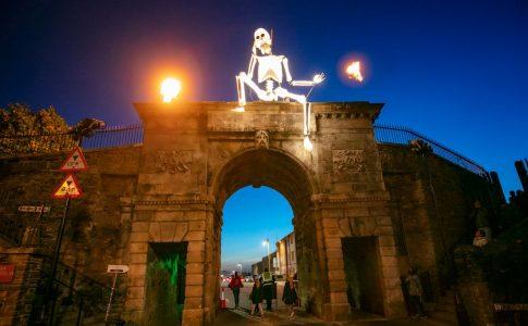 Derry Halloween Fonte: Tourism Ireland