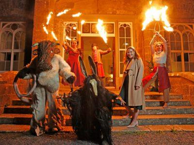 Irlanda, Halloween, Puca Festival