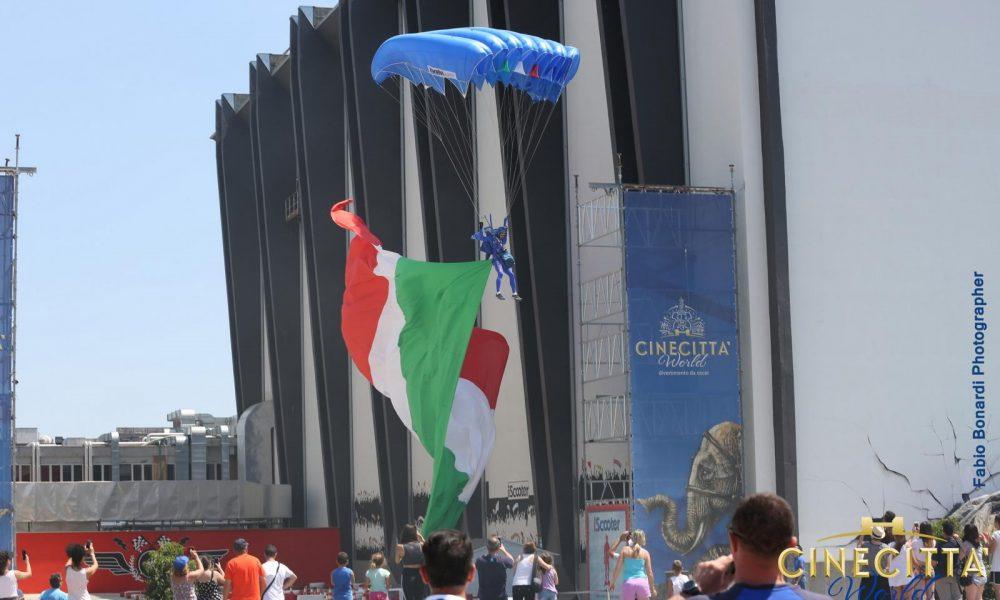 viva l'italia via cinencittà world