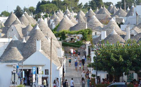 Turismo Puglia ph: jaccy007 Fonte: Pixabay