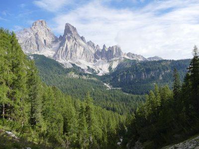 Alpi italiane, Dolomiti