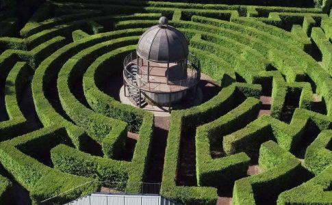 labirinto via veneto.eu