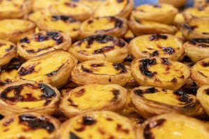 Dolce tipico di Lisbona: Pasteis de nata