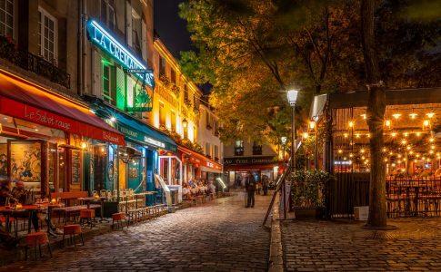 Parigi ristoranti, bar