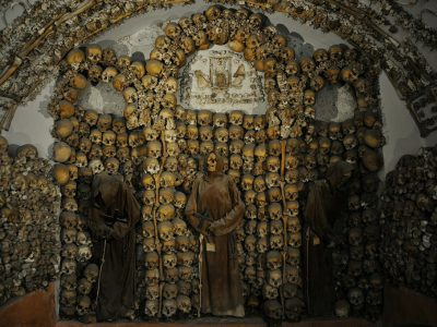 Roma cripta dei cappuccini