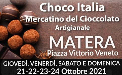 Matera Choco Italia