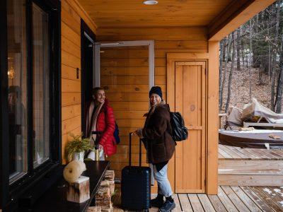 turismo montagna via airbnb