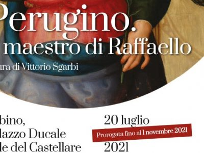 Perugino mostra Palazzo Ducale