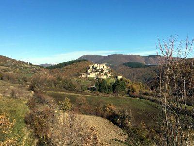 usigni via umbria tourism