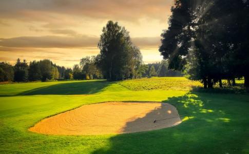 Golf campo